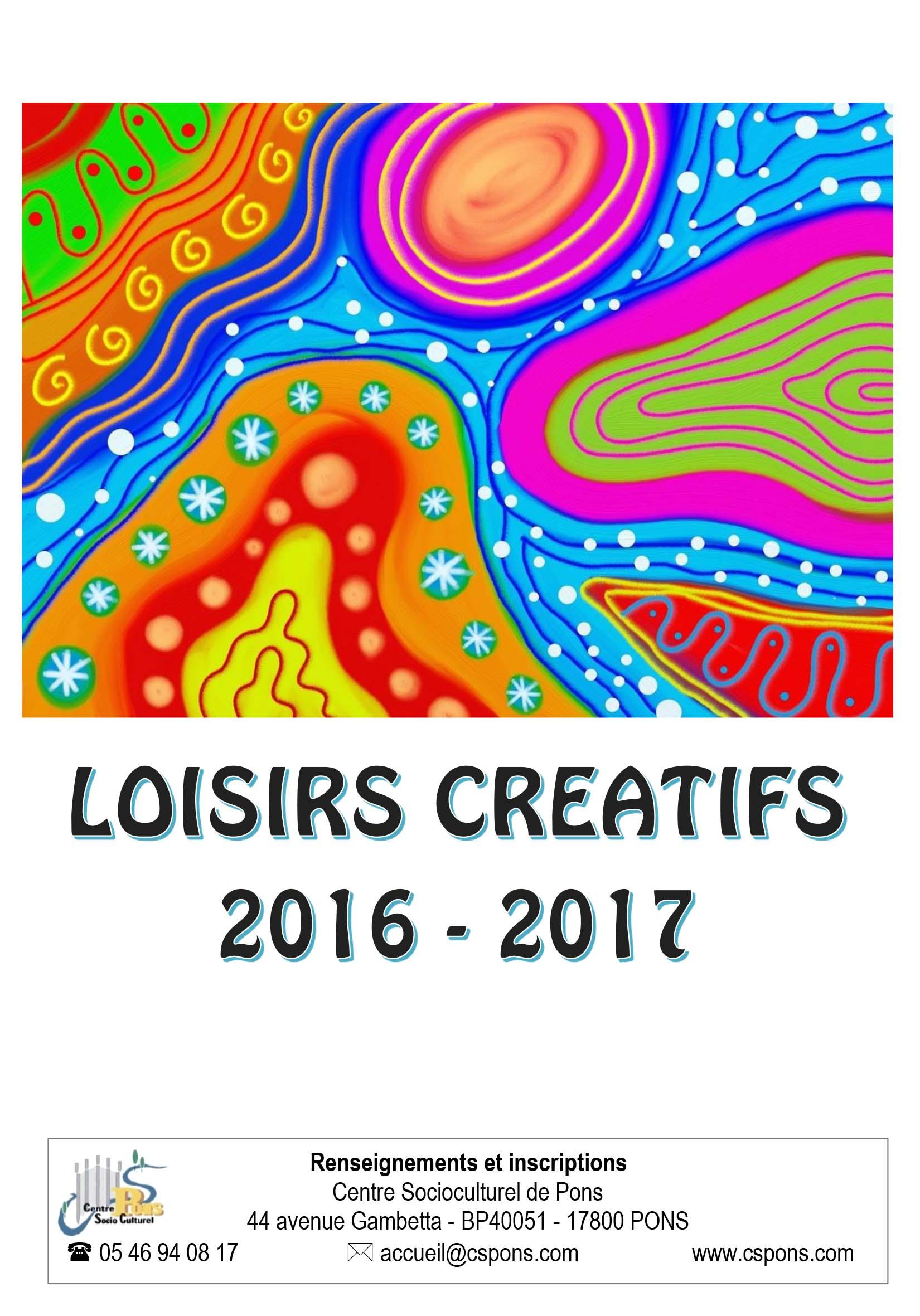 LOISIRS CREATIFS