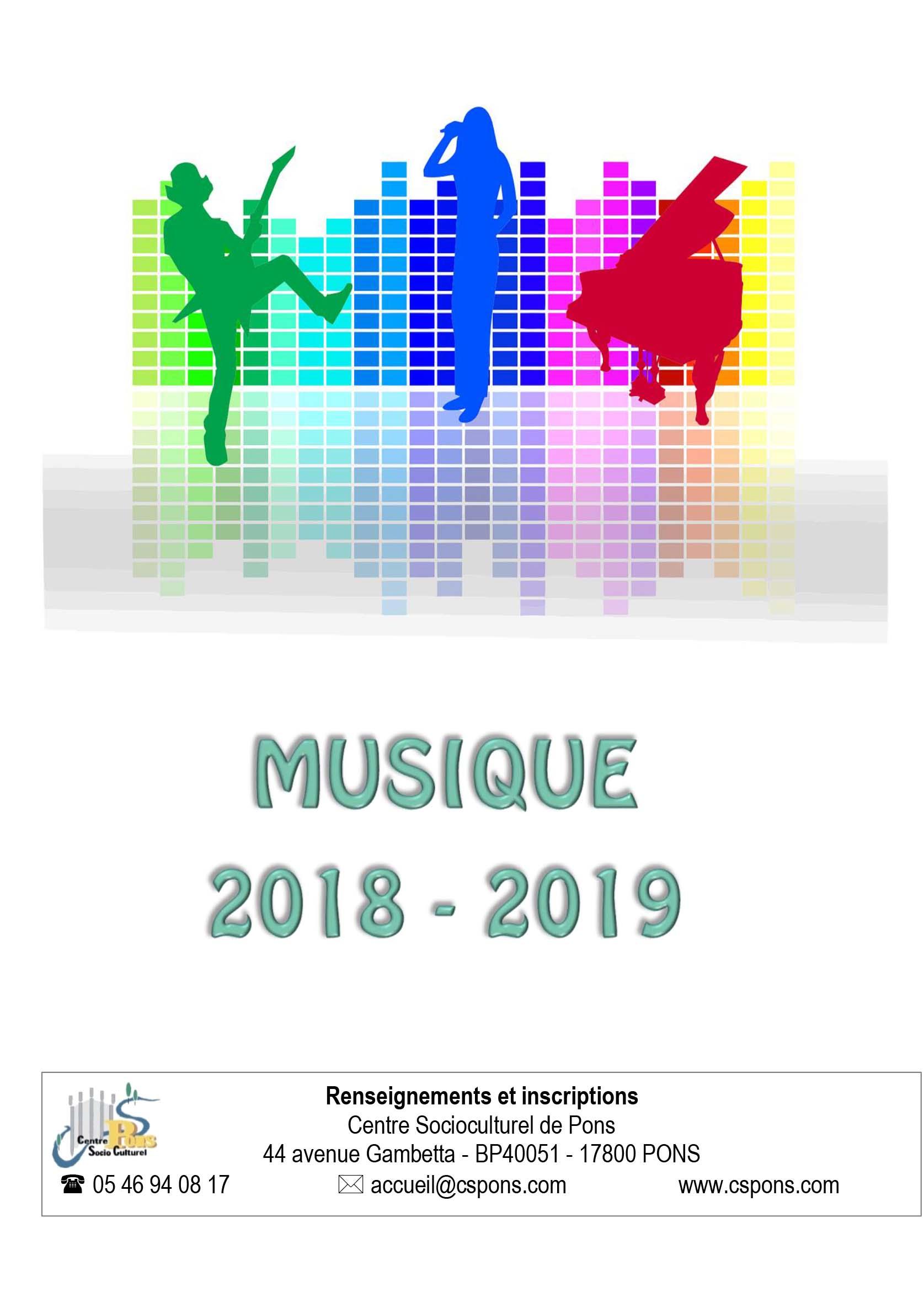 MUSIQUE 2019-1